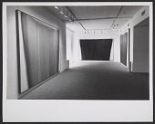 view An installation view of works by Morris Louis at the Andre Emmerich Gallery digital asset number 1
