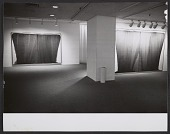 view An installation view of Morris Louis' <em>Veils</em> show at the Andre Emmerich Gallery digital asset number 1