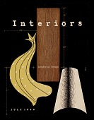 view The cover of <em>Interiors</em> magazine digital asset number 1