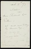 view Winslow Homer to Gustav Reicard digital asset number 1