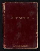 view Art Notes Nos. 25-36 digital asset: Art Notes Nos. 25-36