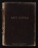 view Art Notes Nos. 1-12 digital asset: Art Notes Nos. 1-12