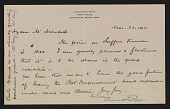view Charles Hovey Pepper letter to Robert W. Macbeth digital asset number 1