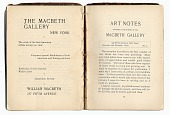view Macbeth Gallery records, 1947-1948, bulk 1892-1953 digital asset number 1
