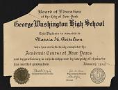 view Diplomas and Certificates digital asset: Diplomas and Certificates