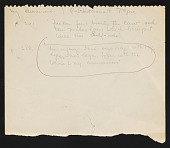 view Personal Papers-Notes and Writings digital asset: Personal Papers-Notes and Writings