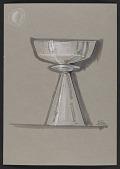 view Sketch of a silver goblet digital asset number 1