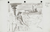 view Sketchbook No. 27 digital asset: sketch 1