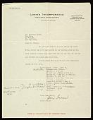 view Terry Turner, New York, N.Y. letter to Reginald Marsh, New York, N.Y. digital asset number 1