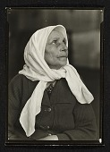 view South American Woman at Ellis Island digital asset number 1