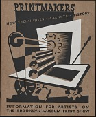 view Pamphlet, Printmakers digital asset: Pamphlet, Printmakers: 1939