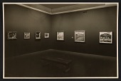 view An installation view of Marsden Hartley's Museum of Modern Art exhibition digital asset number 1