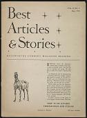 view Miscellaneous Literary Magazines digital asset: Miscellaneous Literary Magazines