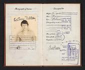 view Esther McCoy passport digital asset number 1