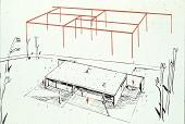 view Entenza, Case Study House, Steel Frame/stucco digital asset number 1