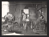 view Employees at work at the Etruscan Glass Co. digital asset number 1