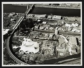 view Aerial view of the German Pavilion at the Expo '67, Montreal digital asset number 1