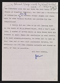 view Joseph F. McCrindle letter to unidentified recipient digital asset number 1