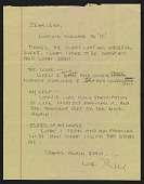 view William T. Wiley letter to James A. McGrath digital asset number 1
