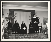 view Hildreth Meière receiving her honorary degree from Manhattanville College digital asset number 1