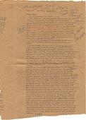 view M. C. Richards, Union Dale, PA letter to Francis Sumner Merritt digital asset: page 1