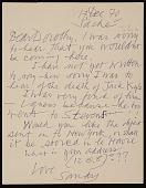 view Dorothy Canning Miller, New York, N.Y. letter to Alexander Calder, Roxbury, Conn. digital asset number 1