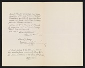 view William A. (William Anderson) Coffin letter to Lily Millet digital asset number 1