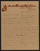 view Jacques Busbee letter to Mr. Moody digital asset number 1