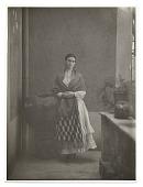 view Portrait of Frida Kahlo digital asset: front