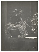view Diego Rivera in his courtyard digital asset number 1