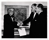 view James N. Rosenberg, Irwin Shaw and E.P. Richardson digital asset number 1
