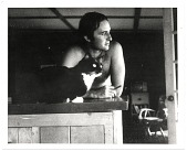 view Sidney Goodman with his cat digital asset number 1