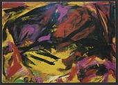 view Elaine Marie De Kooning greeting card to James Madison Hines Mitchell digital asset number 1