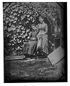 view Sophia Compton with her mother Emma Disosway Compton digital asset number 1