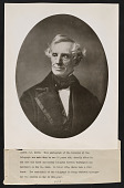 view Samuel F. B. Morse papers, 1826-2009, bulk 1826-1871 digital asset number 1
