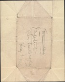 view Civil War Letters digital asset: Civil War Letters