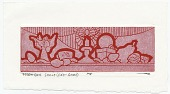 view James Mullen Christmas card digital asset: inside
