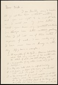 view Miguel Covarrubias letter to Nickolas Muray digital asset number 1