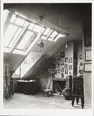 view Nickolas Muray's studio at 129 MacDougal Street digital asset number 1