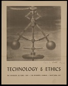 view Automatic Control by Walter Tandy Murch. On cover of Technology and Ethics lecture series brochure digital asset number 1
