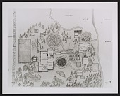 view Map of the Thayer family compound in Dublin, New Hampshire digital asset number 1