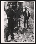 view Robert Nelson, Chuck Wiley, William Wiley, and Dan Welch filming a scene for <em>The Great Blondino</em> digital asset number 1