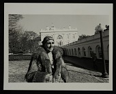 view Louise Nevelson in front of the White House digital asset number 1