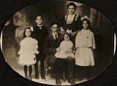 view Berliawsky family portrait digital asset number 1