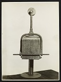 view <em>Clown tight rope walker</em> by Louise Nevelson digital asset number 1