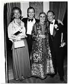 view Louise Nevelson and others at formal gathering digital asset number 1