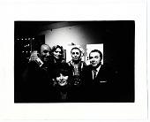 view Louise Nevelson with friends after an exhibit opening digital asset number 1