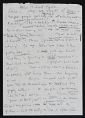 view Joan Mitchell letter to Linda Nochlin digital asset number 1