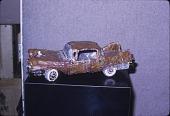 view Margaret Dodd sculpture of a 1956 Cadillac digital asset number 1