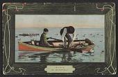 view Jim Dine postcard to Ivan Karp digital asset number 1